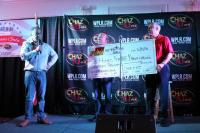 WPLR's Chaz & AJ Raise $18,000 for