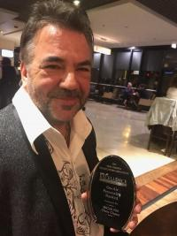 Chris Chaos Wins West Virginia On Air Personality Award