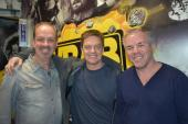 WBAB/Long Island's Roger & JP Welcome Jim Breuer
