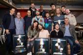 Platinum For Imagine Dragons