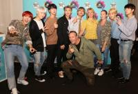 BTS Behind The Scenes At The AMA's
