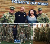 WDJQ Canton Salutes The Troops