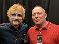 Sheeran Treats New Orleans On Halloween