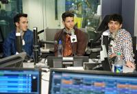 Jonas Brothers Talk Happiness With SiriusXM