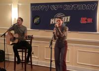Tove Lo Performs At WKCI 40th Anniversary Party