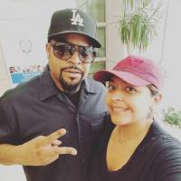 Hip Hop legend Ice Cube At Power 106