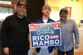 KCAQ's Rico & Mambo Host Epic Artist D. Munoz