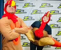 Happy Thanksgiving From KZFM/Corpus Christi
