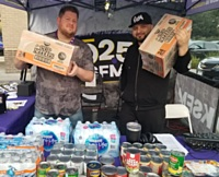 KSFM/Sacramento's 3rd Annual Thanksgiving Food Drive