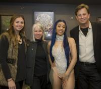 Cardi B Sold-Out Show Closes Out the 2017 Swisher Sweets Artist Project In New Orleans
